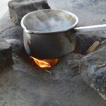tea pot camping