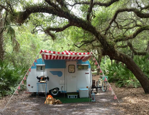 Lake Kissimmee Campgrounds